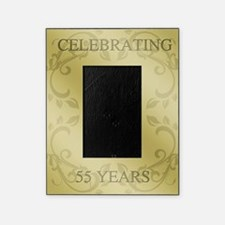 55th Wedding Anniversary Picture Frame
