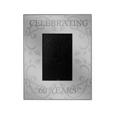 60th Wedding Anniversary Picture Frame