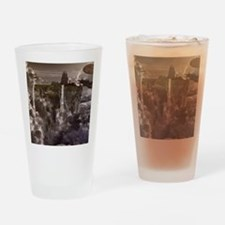 Funny Fantasy and scifi Drinking Glass