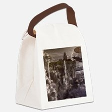 Funny Fantasy and scifi Canvas Lunch Bag