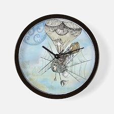 Unique Scifi Wall Clock
