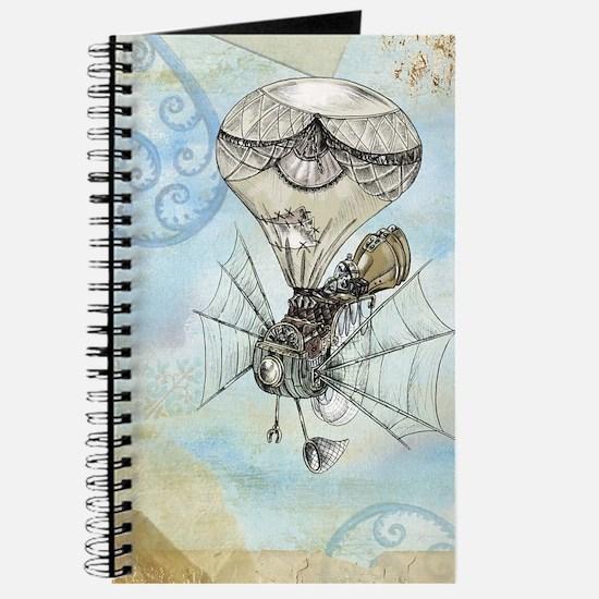 Unique Steampunk Journal