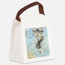 Unique Fantasy and scifi Canvas Lunch Bag