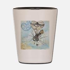 Cute Steampunk Shot Glass