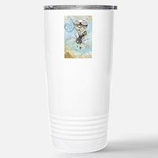 Cute Steampunk Travel Mug