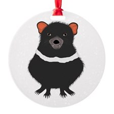 Tasmanian Devil Ornament
