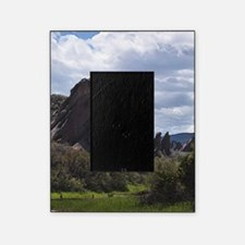 Flatirons and Oils Picture Frame