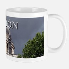 St Paul's Cathedral, London (caption) Mugs