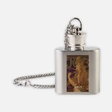 Cool The hamptons Flask Necklace