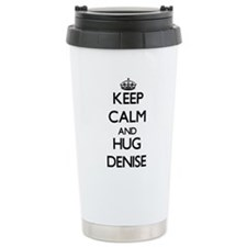 Cute Denise Travel Mug