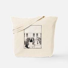 Funny Hampton art Tote Bag