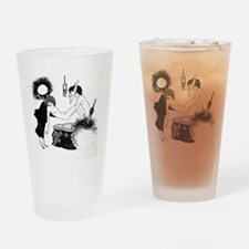 Unique Aubrey Drinking Glass