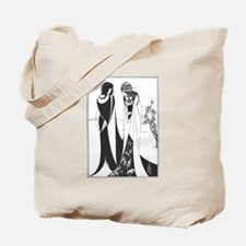 Cool Black and white sexy Tote Bag