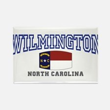 Cute Wilmington Rectangle Magnet (10 pack)