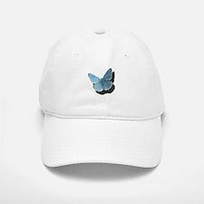 Blue Moth Baseball Baseball Cap