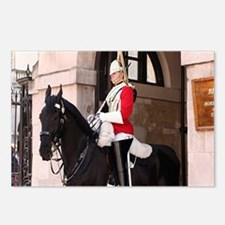 Royal Household Cavalry G Postcards (Package of 8)