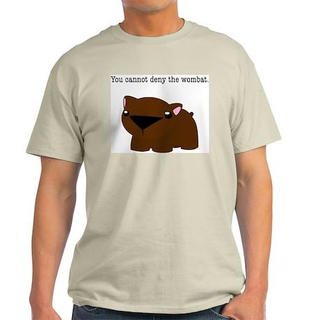 Wombat Light T-Shirt