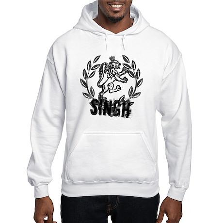[Punjabi Favorite] SINGH Mens Hoodie