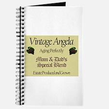 Vintage Angela Journal