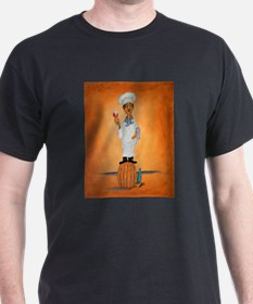 "Singing Chef ""Guido Bessa Pucci"" T-Shirt"