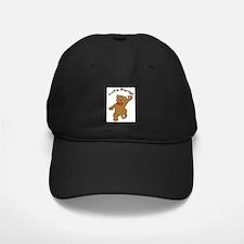 Let's Party Dancing Bear Baseball Hat