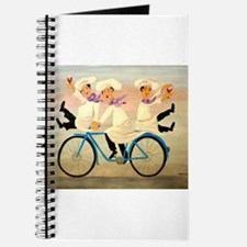 Singing Chefs on a Bike Journal