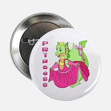 Princess Dragon Button