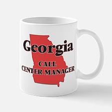 Georgia Call Center Manager Mugs