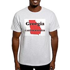 Georgia Cartographer T-Shirt