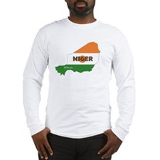 Niger - Please Long Sleeve T-Shirt