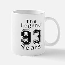 93 Legend Birthday Designs Mug