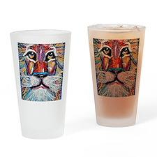 Rodney the Lion Drinking Glass