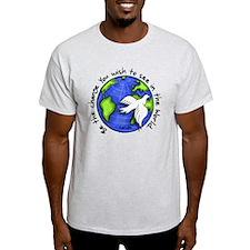 Funny Mahatma gandhi gandi ghandi gahndi T-Shirt