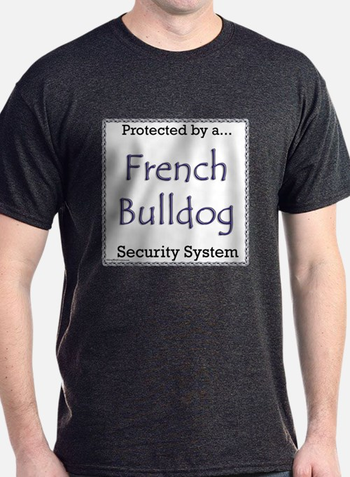 Frenchie Security T-Shirt