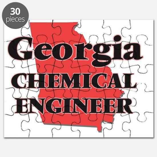 Georgia Chemical Engineer Puzzle