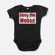 Cool Animals and wildlife Baby Bodysuit