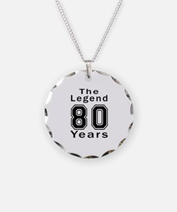80 Legend Birthday Designs Necklace