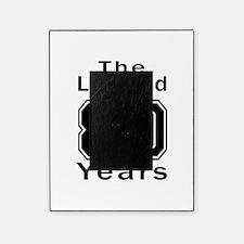 80 Legend Birthday Designs Picture Frame
