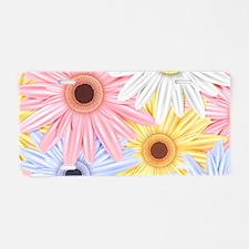 Cute Flowers Aluminum License Plate