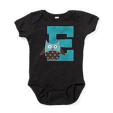 Funny Initial Baby Bodysuit