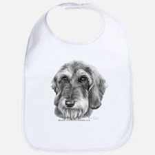 Wire-Haired Dachshund Bib