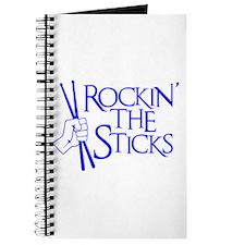 ROCKIN' THE STICKS Journal