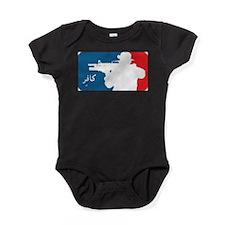 Funny Military Baby Bodysuit