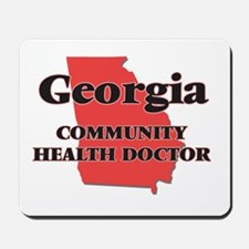 Georgia Community Health Doctor Mousepad