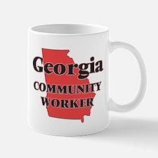 Georgia Community Worker Mugs