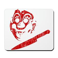 Michael Myers Clown Mask Mousepad