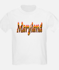 Maryland Flame T-Shirt