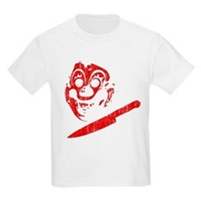 Michael Myers Clown Mask T-Shirt