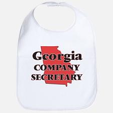 Georgia Company Secretary Bib