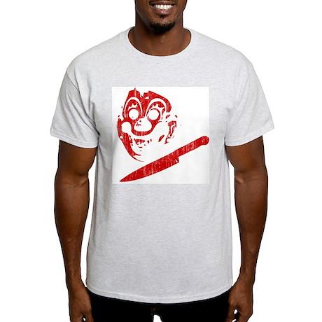 Michael Myers Clown Mask Light T-Shirt